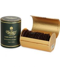 Charbonnel Et Walker Dark Chocolate Mint Thins 195g